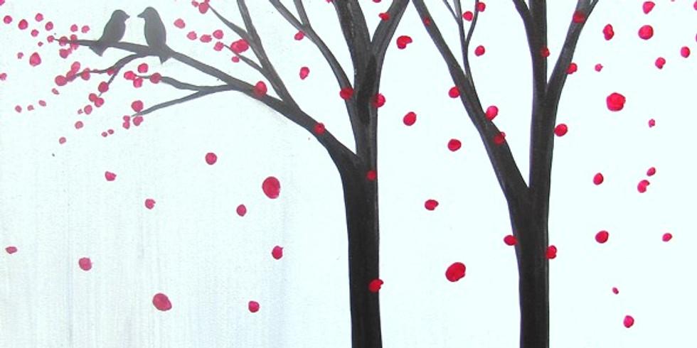 Saturday 8/7 Crimson Leaves