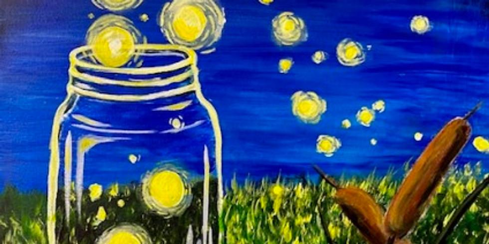 Saturday 8/7 - Night of Fireflies