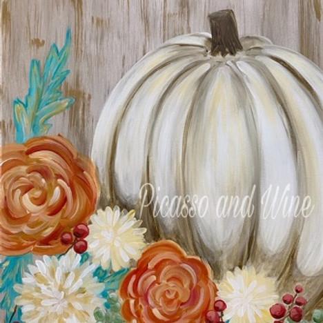 Thursday 10/28 Fall Harvest