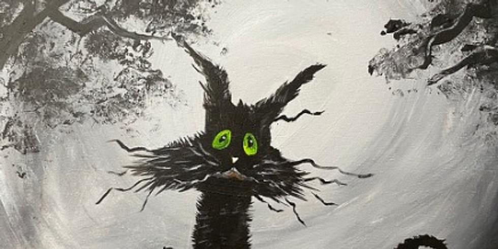 Sunday 10/10 Night of the Scaredy-Cat