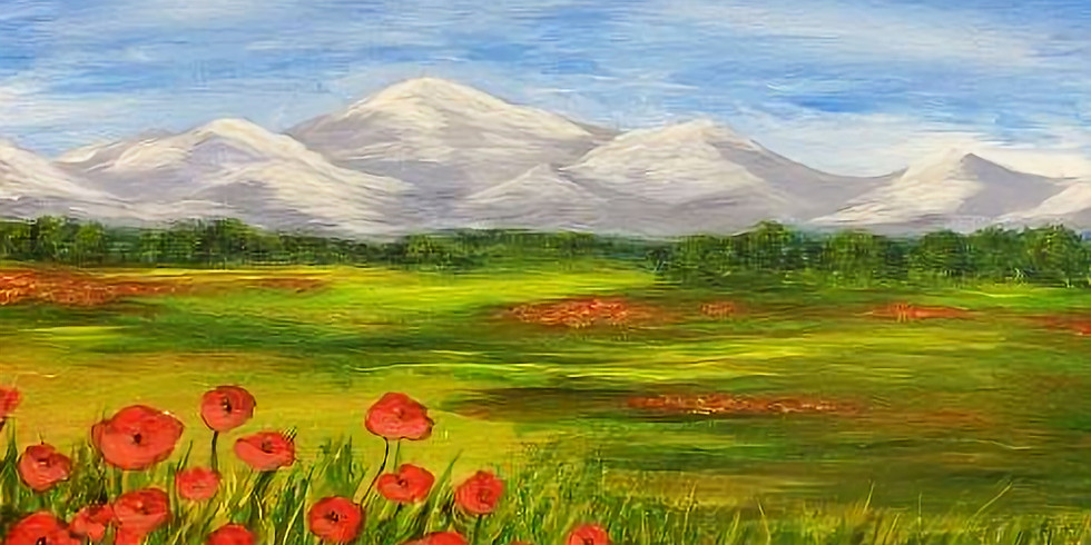 Friday 7/23 - Where Poppies Grow