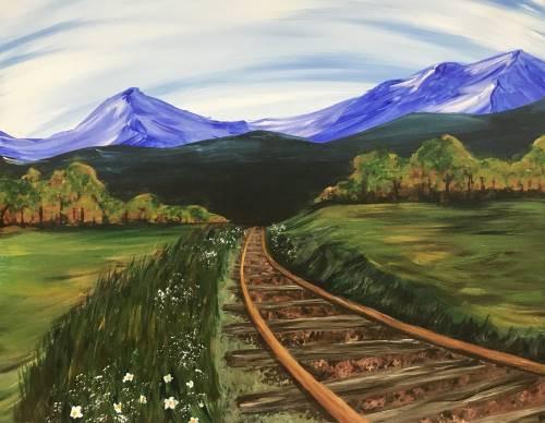 On the Right Track-Melanie.jpeg