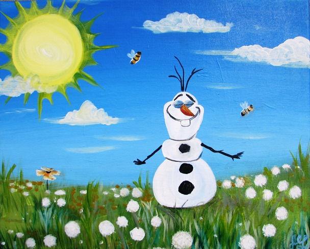 Saturday 7/24 - Dreaming of Winter ($25)