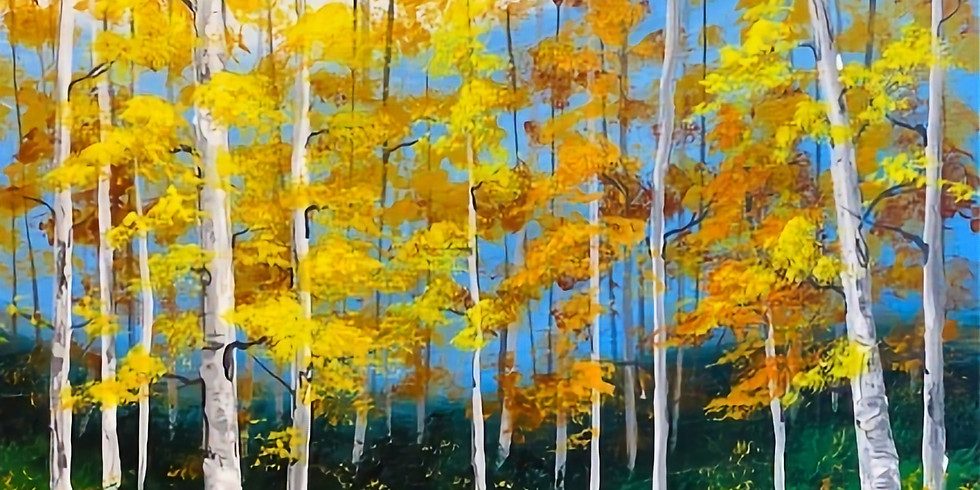 Saturday 10/2 Aspen Forest
