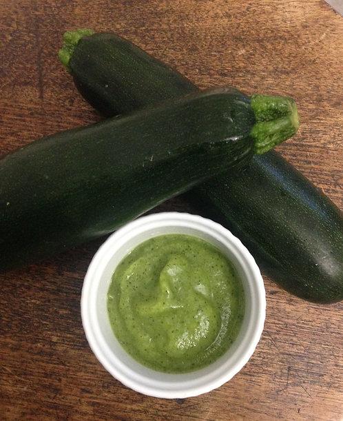 Zucchini Purée (Green)