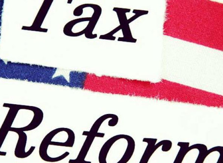 The U.S. Tax Reform State of Play