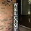 Thumbnail: Welcome Porch Sign