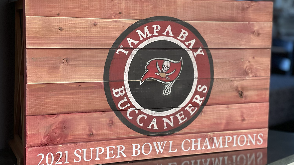 Tampa Bay Buccaneers  Sign