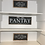 Thumbnail: Pantry Farmhouse style sign