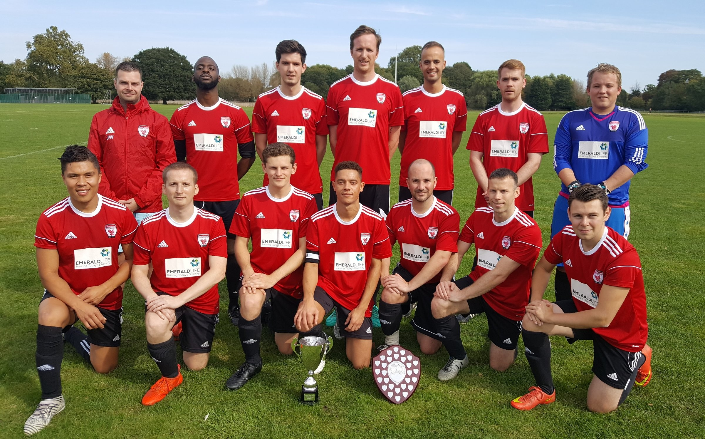 London Falcons Football Club - Gay-friendly football team London a5a85ac3ae8