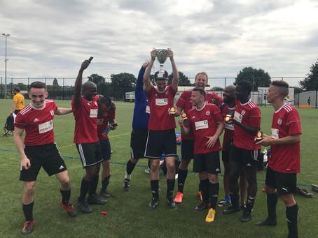 Falcons win Charlton Tournament