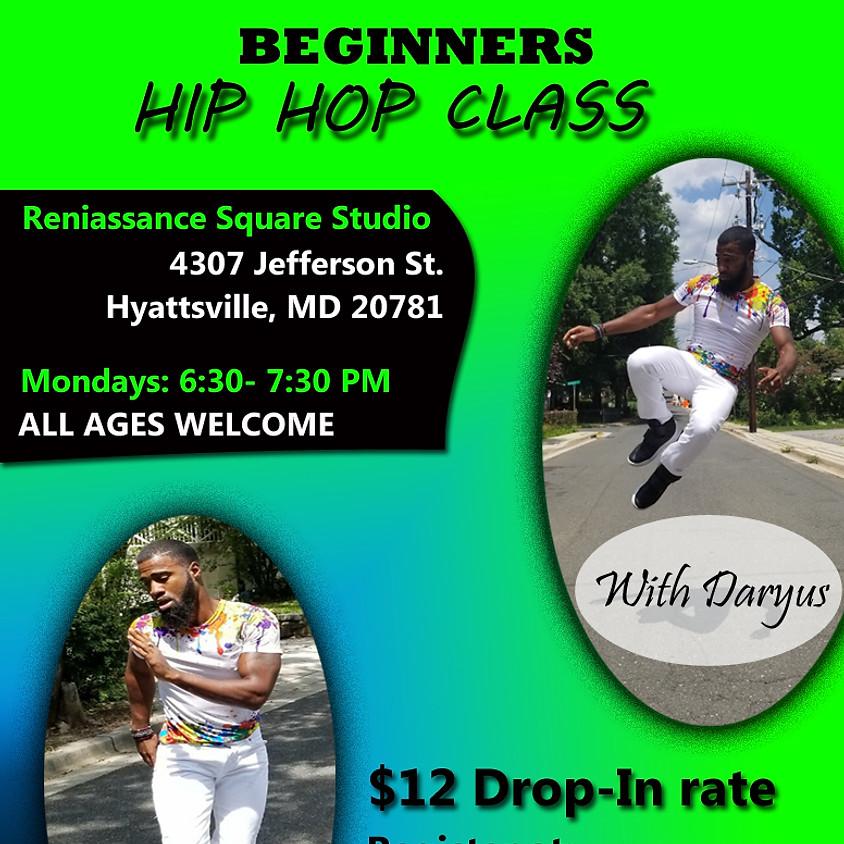 Beginners Hip Hop