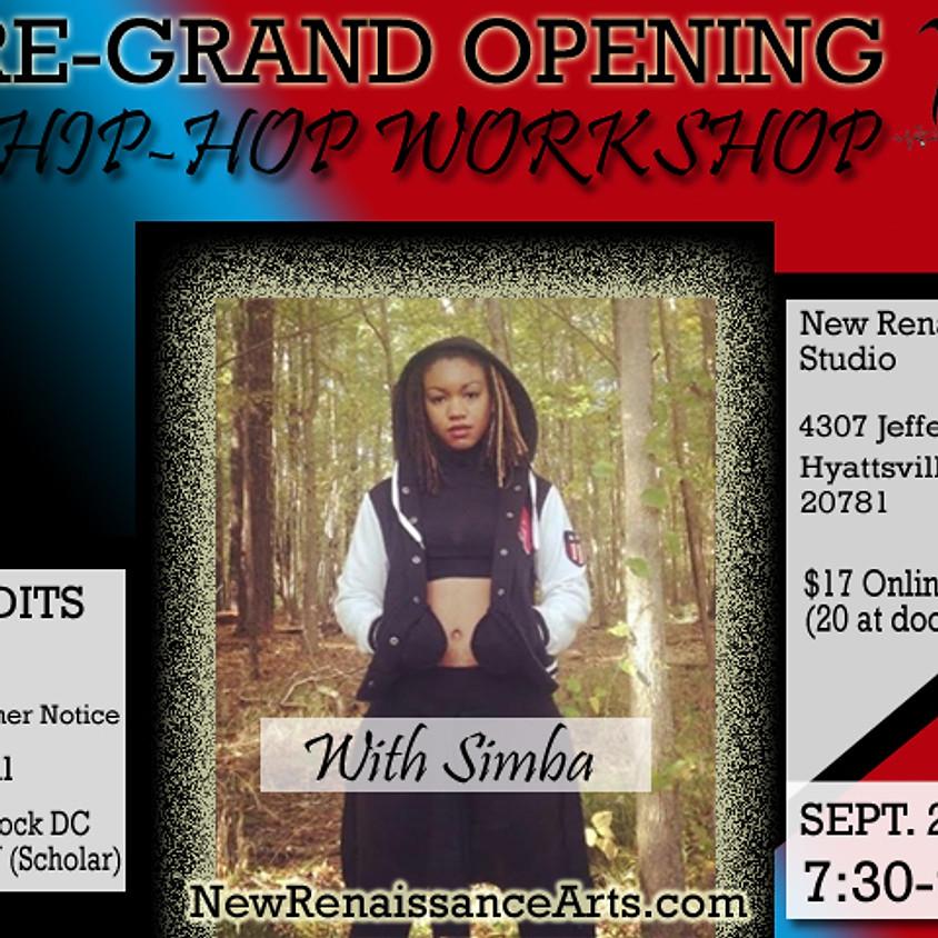 Friday Hip-Hop Workshop (3)