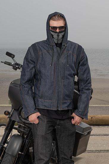 Biker Jacket(Dyneema® Denim)