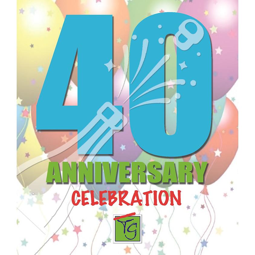 """Celebrate 40!"""