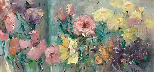 """""""Pastel Exception"""" by Joan Roberts"""
