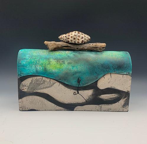 """""""Sanibel Treasure Box"""" by JoAnne Bedient"""
