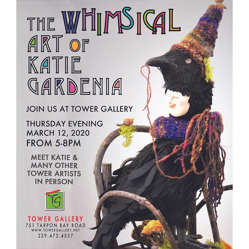 The Whimsical Art of Katie Gardenia