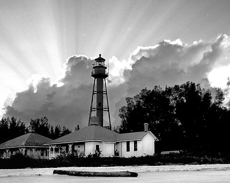 """""""God's Rays"""" by Charlie McCullough"""