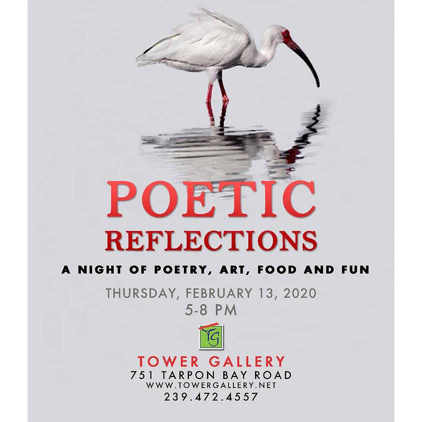 Poetic Reflections - Art Poems Invitational