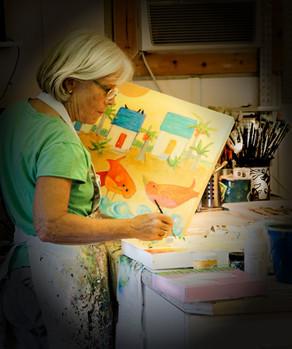 Meet Artist Susan Sadler
