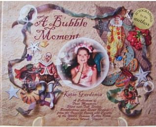 """""""A Bubble Moment"""" A Memoir of my life at the Bubble Room by Katie Gardenia"""