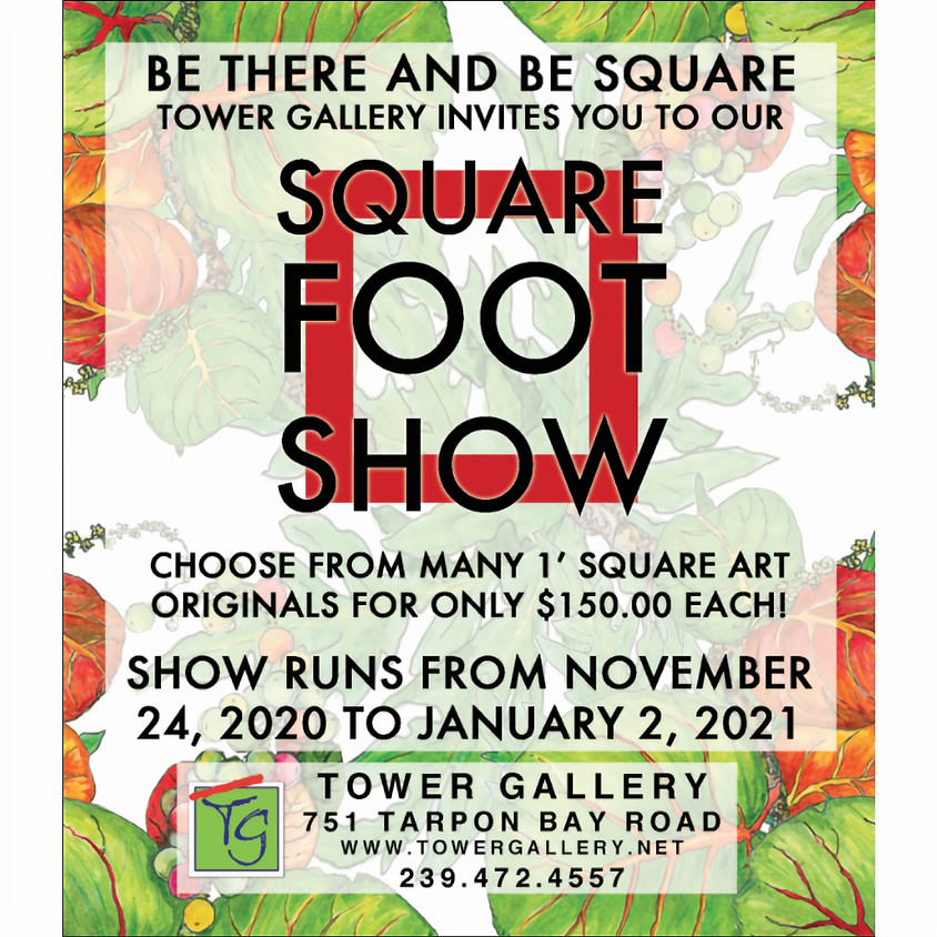 One Square Foot Show
