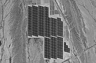 Agua Caliente solar field in Yuma County, AZ 290 MW