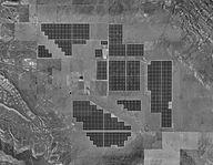 Topaz Solar field in Mojave Desert, CA 550 MW