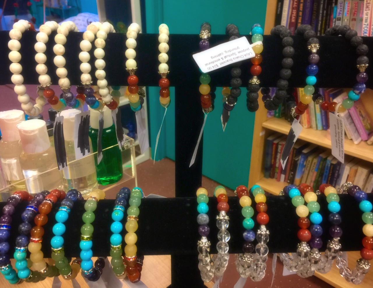 Fabulous Chakra Jewelry