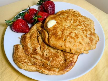 [Recipe] Mango Pancake