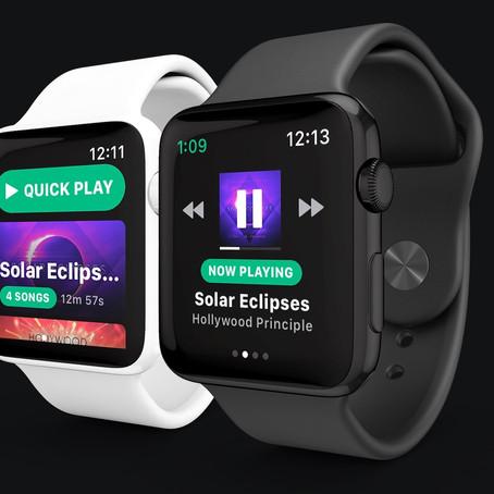 【最即時專題12】Apple Watch傳可使用Spotify