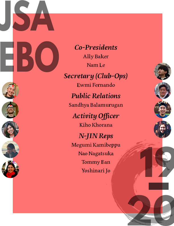 JSA new e-board introduction