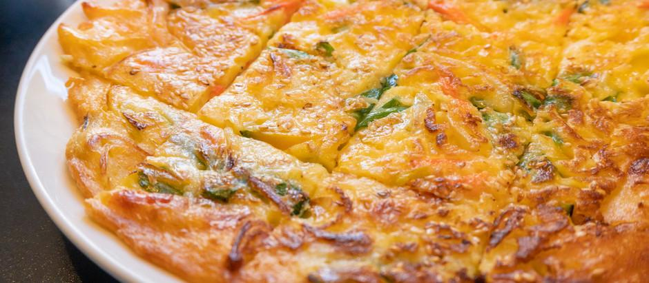 Korean Pancakes: Perfect Rainy Day Food