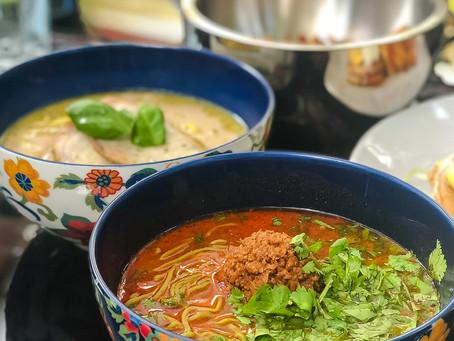 The Secret Behind Ramen Noodles