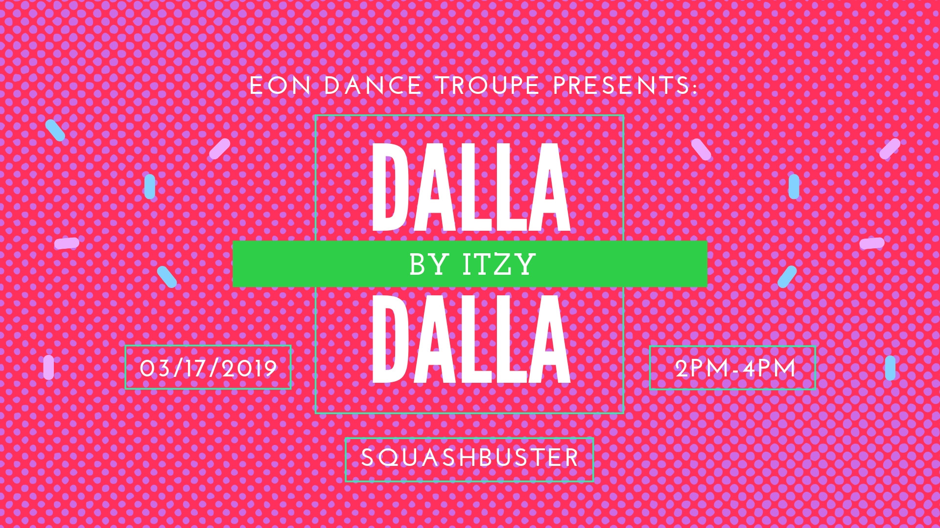 Eon Dance Troupe Workshop: Dalla Dalla by Itzy