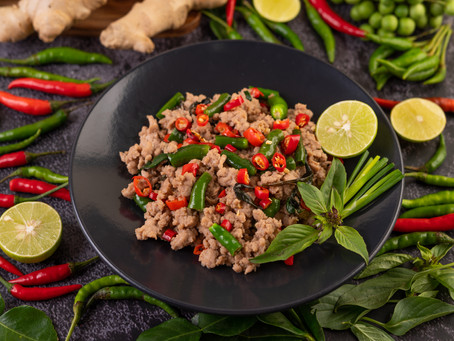[Flavor Friday] Thai Basil