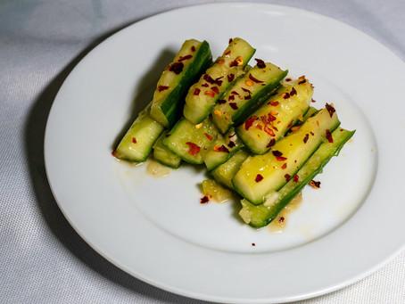 [Recipe] Chinese Cucumber Salad