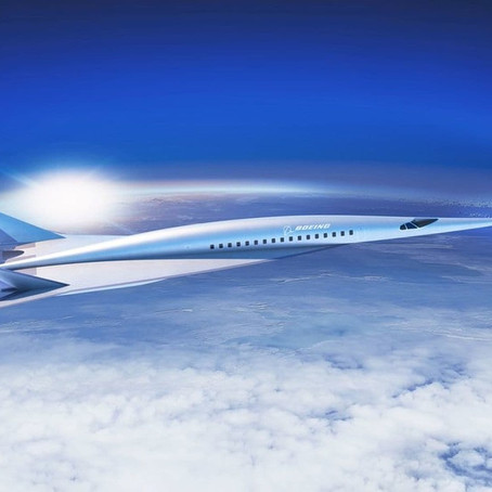 紐約到倫敦只需2小時 高超音速客機可望問世