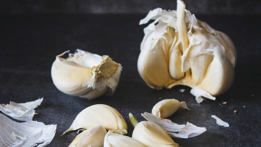 [Flavor Friday] Garlic