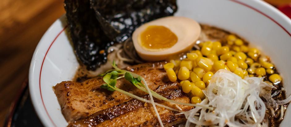 Tora Ramen serves up authentic Japanese ramen in Chinatown