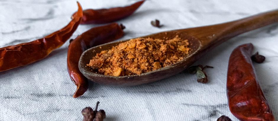 [Flavor Friday] Chinese Chili Powder (La Jiao Mian)