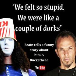 BH & Brain are dorks