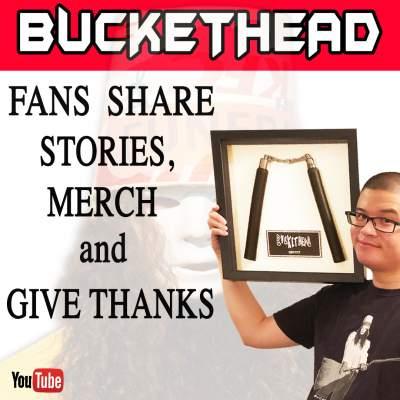 Buckethead fans talk Buckethead 2