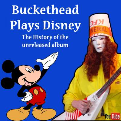 Buckethead plays Disney