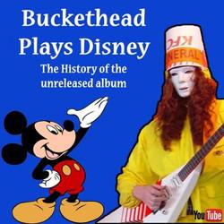 Buckethead plays Disney