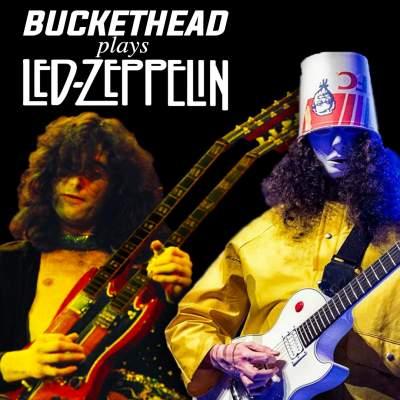Buckethead Led Zeppelin medley