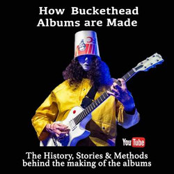 Making of the albums