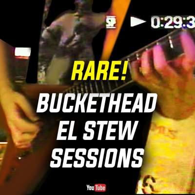 Buckethead rehearsal