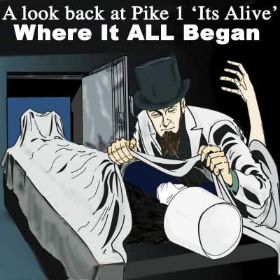 PIKE 1 Buckethead